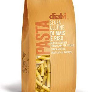 Maccheroni Dialsì senza glutine e senza lattosio