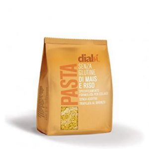 Stelline Dialsì senza glutine e senza lattosio