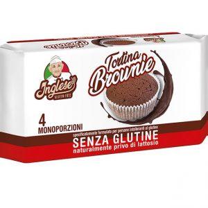 ortine brawnei Inglese senza glutine e senza lattosio