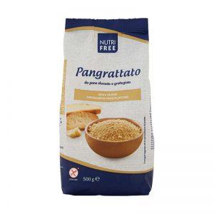 Pangrattato nutrifree senza glutine e senza lattosio