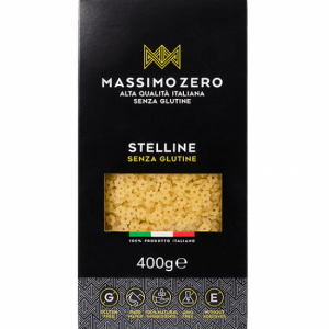 Stelline senza glutine mais e riso