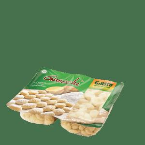 Gnocchi di patate giusto senza glutine e senza lattosio