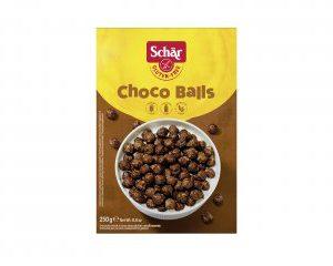 Choco Balls schar senza glutine e senza lattosio