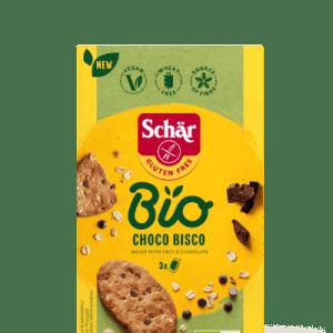 Choco bisco schar bio senza glutine
